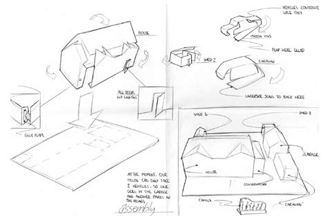 how to make an origami hamster origami house by hamster and cat on deviantart