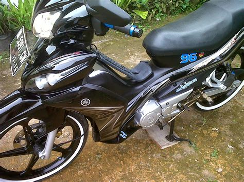 Modifikasi Jupiter Z Yang Simple by Modifikasi Simple Jupiter Z Thecitycyclist