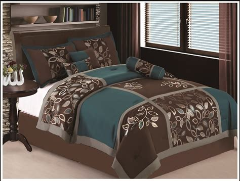 teal and brown bedding sets teal blue comforter set car interior design