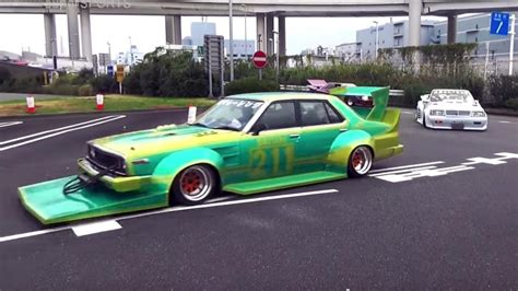 Modify Car by Japan S Modified Cars Are The Weirdest