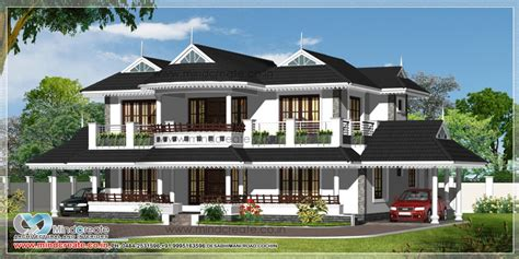 kerala model house plans with elevation house plans with porches archives kerala model home plans