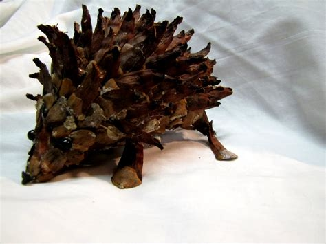 pine cone crafts for nature preschool crafts for pine cone creatures craft