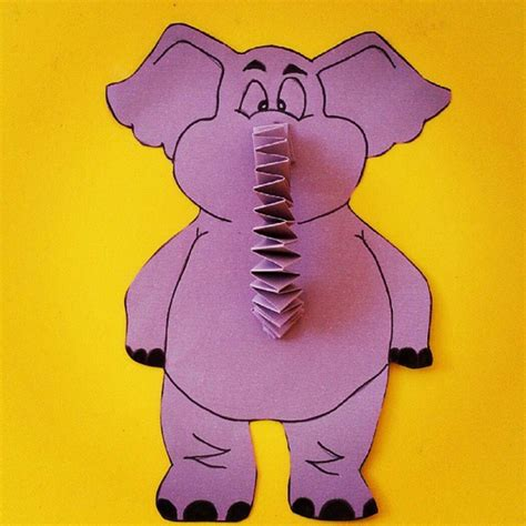 elephant crafts for elephant craft idea for crafts and worksheets for