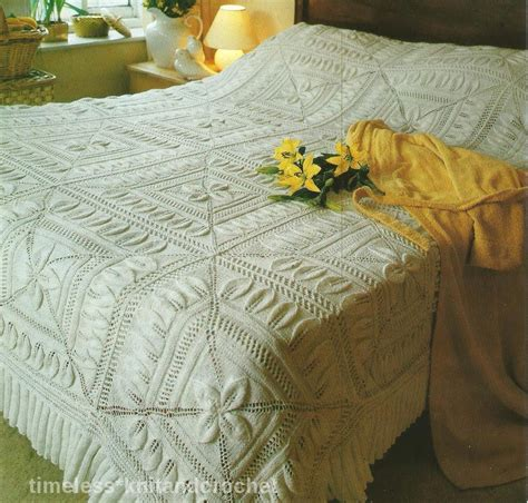 knitted throw patterns uk vintage knitting pattern for beautiful leaf pattern