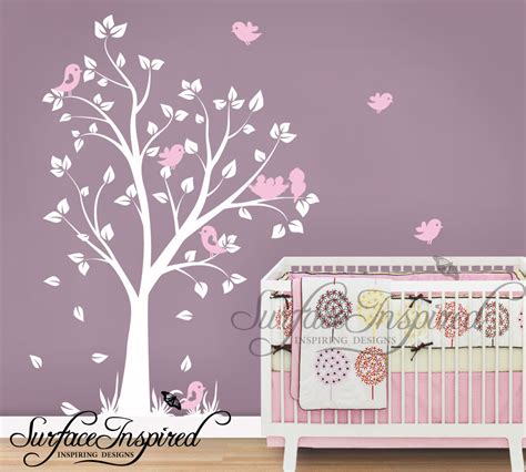nursery wall decal tree tree wall decal for nursery roselawnlutheran