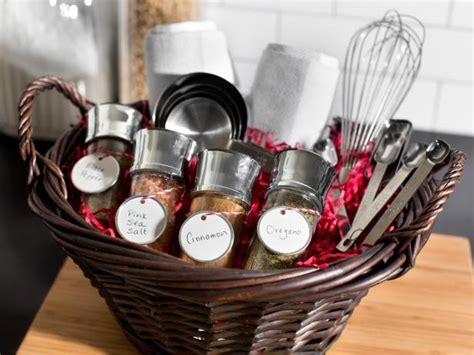 decorating gifts gift baskets hgtv