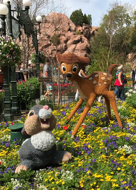 Garden Festival Foodie S Guide To The 2017 Epcot International Flower And