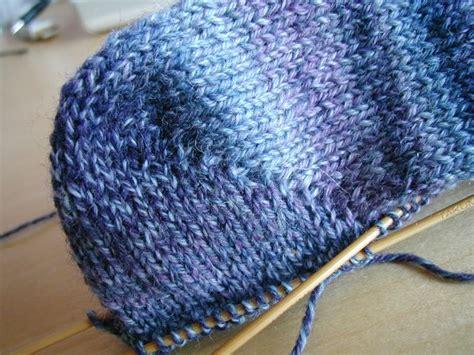 how to turn a heel when knitting a sock как вязать пятку бумеранг этапы вязания