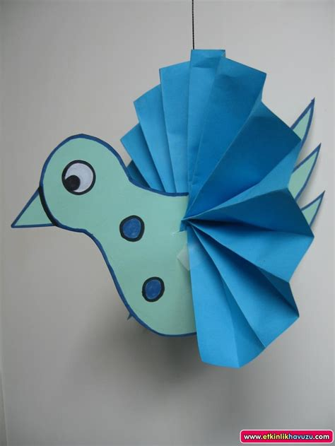 bird craft for etkinlik havuzu etkinlik detay