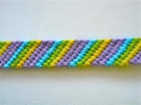 bracelets beginners friendship bracelets for beginners stripe bracelet