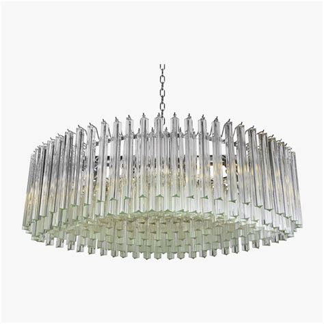 drum and chandelier oval drum chandelier ceiling lights figura the world s most beautiful lighting