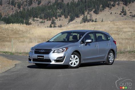 Jk Subaru by 2015 Subaru Impreza Impression Editor S Review Car