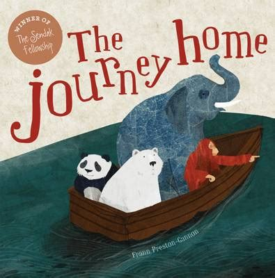 picture books about journeys the journey home by frann gannon buy books at