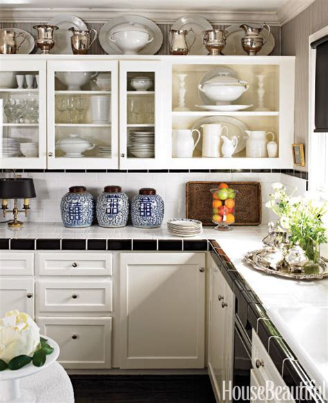 area above kitchen cabinets design ideas for the space above kitchen cabinets