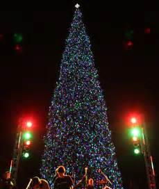 anthem tree lighting anthem tree lighting