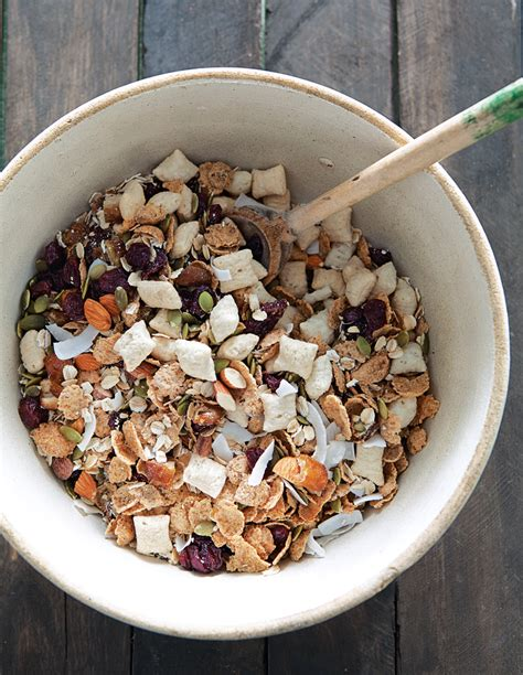 Muesli with Almonds, Coconut & Dried Fruit   Williams Sonoma Taste