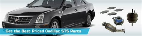 Cadillac Replacement Parts by Cadillac Sts Parts Partsgeek