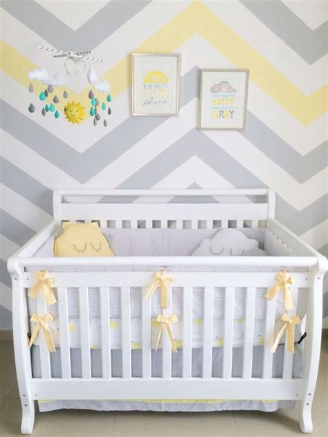 yellow and grey nursery decor 25 best ideas about gray yellow nursery on