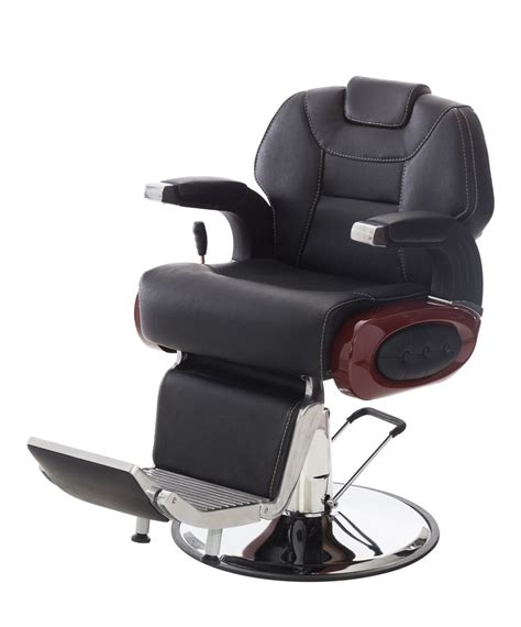 Chair Professional by Carver Professional Barber Chair