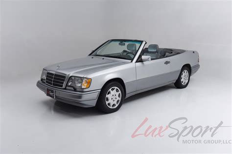 1995 Mercedes E320 by 1995 Mercedes E320 Cabriolet E320 Stock 1995110 For