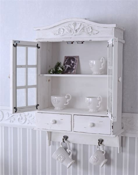 shabby chic wall cupboard vintage wall cupboard white wardrobe shabby chic hanging