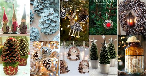 pine cone crafts to sell 26 diy pine cone crafts for a festive decoration