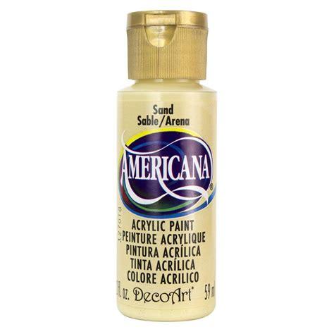 can you sand acrylic paint on canvas decoart americana 2 oz sand acrylic paint dao4 3 the