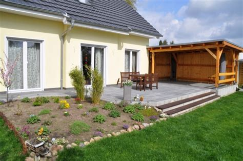 außenanlagen gestalten beispiele garten terrasse anlegen alle kosten fotos infos zum