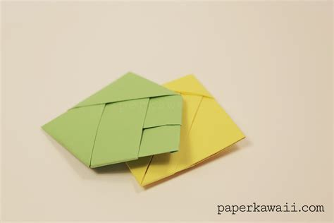 origami letter s origami bamboo letter fold paper kawaii