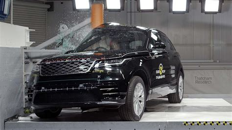 Range Rover Crash Test Ratings by An Suv Is One Of The Safest New Cars You Can Buy Says