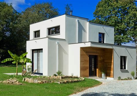 photos de maison modernes images maison contemporaine maisons contemporaines photosmaison