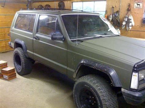 spray paint xj paint a jeep with spray paint