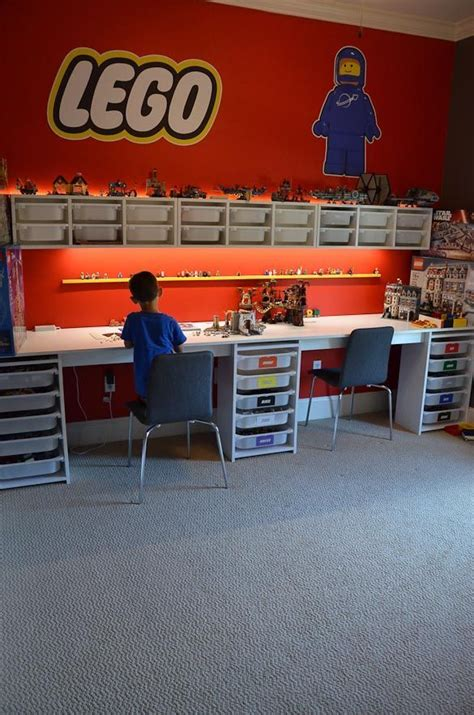 lego room lego room and lego desk a step by step on how to design