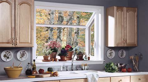 Window Treatment Ideas For Bow Windows garden windows by window world