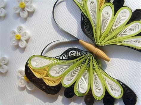 paper craft quilling designs beautiful butterfly paper quilling designs creative