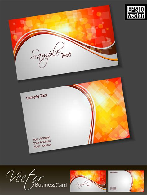 card downloads business card 18 free vector graphic