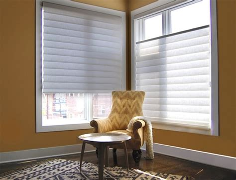 window shade ideas adding style to your home with modern window blinds