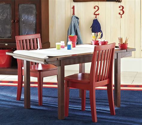kid craft tables carolina expandable craft table traditional