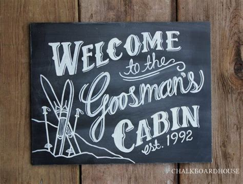 painting chalkboard signs painted chalkboard welcome sign 16x20 unframed