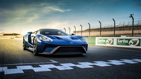 Car Wallpaper 2017 by Wallpaper Ford Gt 2017 Cars Supercar Ford 4k