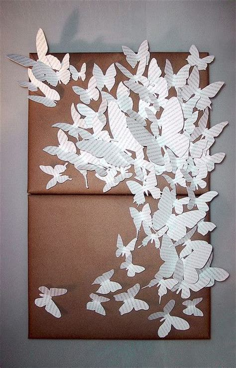 paper craft for wall decoration 25 best ideas about paper wall on toilet