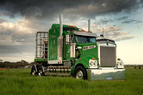 customs in australia custom kenworth t800