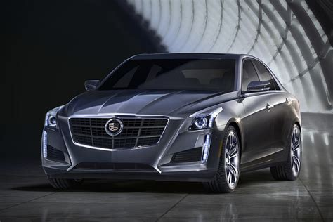 Cadillac Sports Sedan 2014 cadillac cts sport sedan mikeshouts