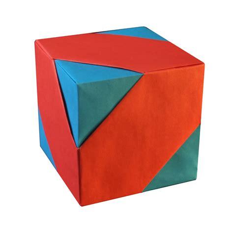 paper cube origami origami cube box
