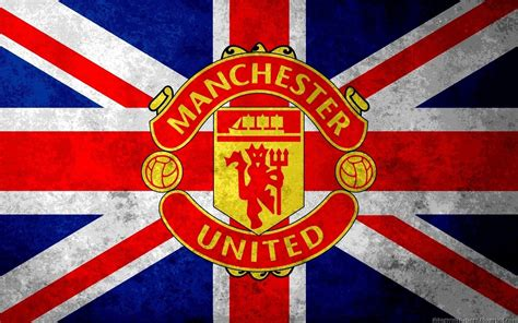 manchester united manchester united logo wallpapers collection 3 free