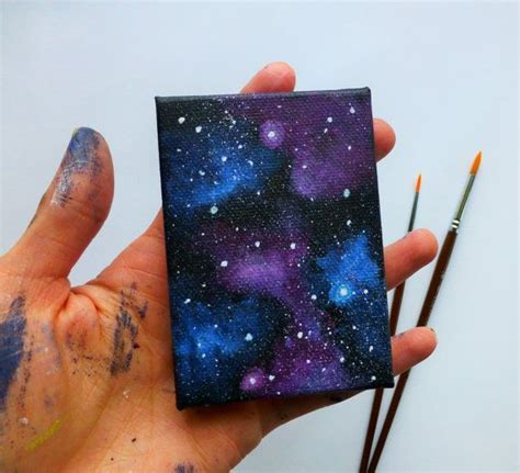 25 best ideas about painted canvas on 25 best ideas about mini canvas on mini