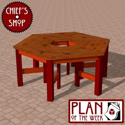 crawfish table plans plans chief s shop