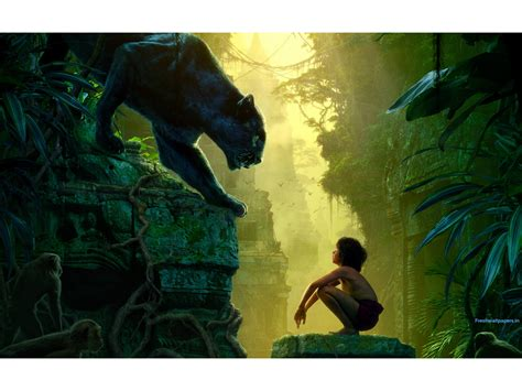 picture of the jungle book 2016 the jungle book poster wallpapers