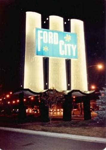 Ford City by Beautiful Downtown Burbank Illinois Ford City Shopping