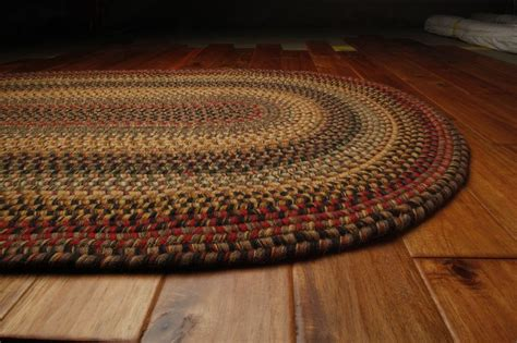 braided wool area rugs homespice budapest wool braided area rug country cottage